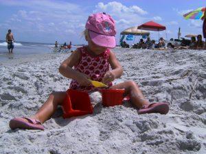 strandvakantie met kinderen