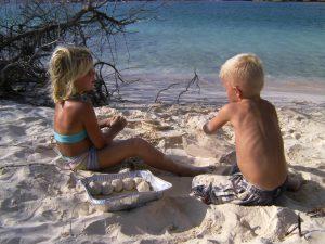 Vakantie met kids