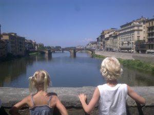 vakantie met kinderen in italie