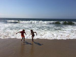 vakantie met pubers usa