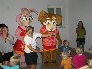 KidsClub vakantie met Ko & Kiki
