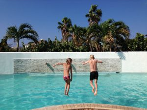 vakantie met kinderen curacao