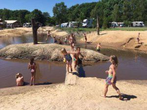 eenoudervakantie in Nederland op camping Sallandshoeve