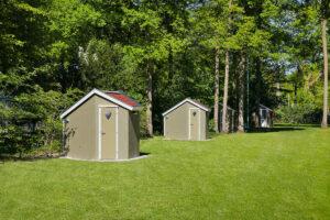 Camping privé sanitair: Camping Duinrell
