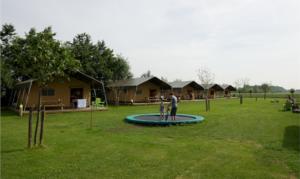 FarmCamps t Oortjeshek saferitenten
