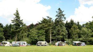 Molecaten Park Landgoed Ginkelduin Comfortplaats kamperen