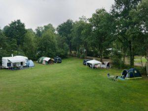 camping beekse bergen comfort kampeerplaats