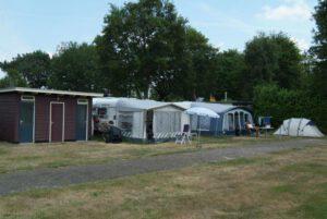 camping klein canada kampeerplaats luxe met prive sanitair