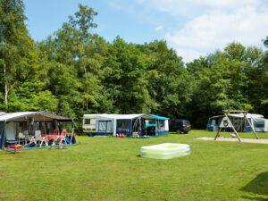 kamperen vakantiepark dierenbos comfort kampeerplaats