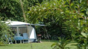 molke standaard kampeerplaats