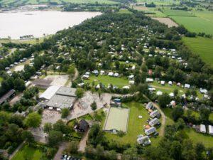 Camping t Strandheem