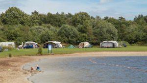 Molecaten Park Kuierpad Basisplaats eenoudergezin kamperen