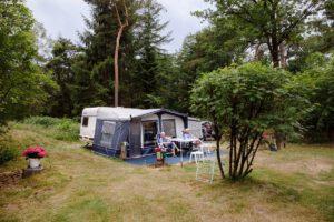 RCN camping de Noordster kamperen