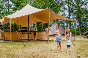 Camping Vakantiepark BreeBronne 1 ouder vakantie